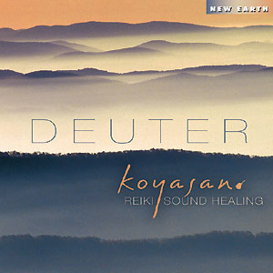 Koyasan Reiki Sound Healing - Deuter CD