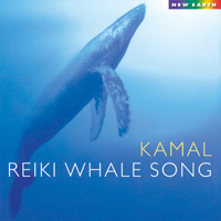 Reiki Whale Song - Kamal CD