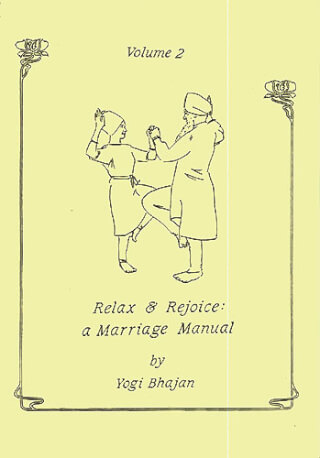Relax & Rejoice II - Marriage Manual