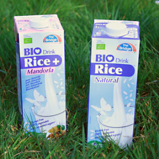 Rice Drink, Oat Drink, Soy-Drink