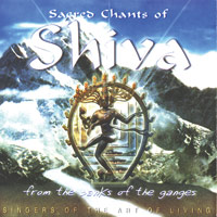 Sacred Chants of Shiva - Craig Preuss CD