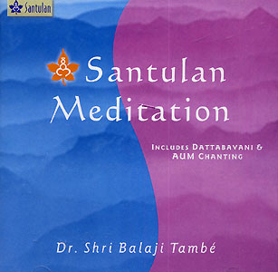 Santulan Meditation CD