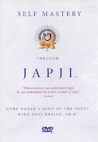Self Mastery Through Jap Ji - Yogi Bhajan, 2 DVD-Set