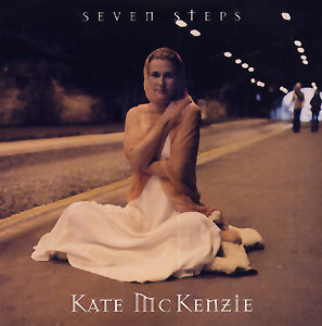 Seven Steps - Kate McKenzie CD