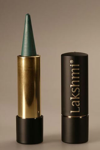 Ayurvedic Kajal colour eyeliner, Emerald Green