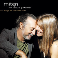 Songs for the Inner Lover - Miten & Deva Premal CD