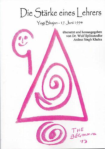 welche resonanz hat das buch die st rke eines lehrers von yogi bhajan bewertungen. Black Bedroom Furniture Sets. Home Design Ideas