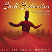 Sufi Splendor - Manish Vyas CD