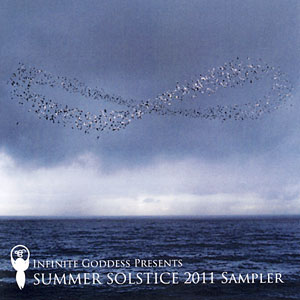 Summer Solstice 2011 Sampler - Various Artists CD