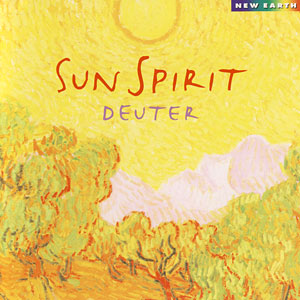 Sun Spirit - Deuter CD
