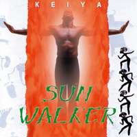 Sun Walker - Keiya CD