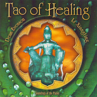 Tao of Healing - Dean Evenson CD