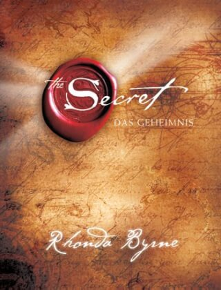 The Secret - Rhonda Byrne (Book, german edition)