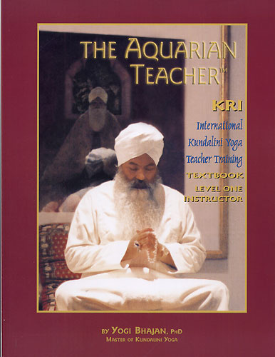 The Aquarian Teacher - Yogi Bhajan, English Edition