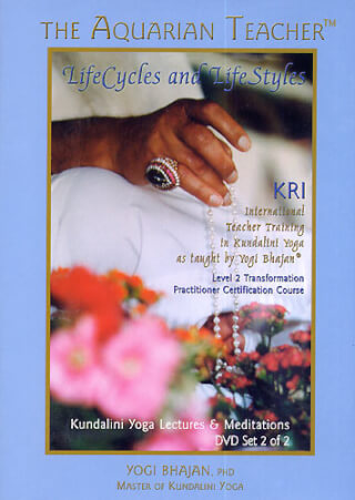 Lifecycles and Lifestyles - 5 DVD-Set, Yogi Bhajan