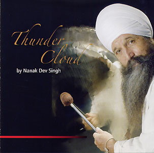 Thunder Cloud Gong CD - Nanak Dev Singh CD