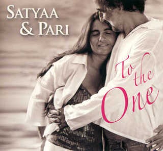 To the One - Satyaa & Pari CD