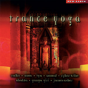 Trance Yoga - Various Artists CD