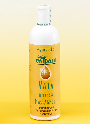 Vata Premium Wellness ayurvedic oil, 500 ml