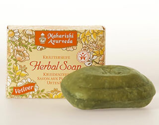 Maharishi Vetivert Herbal Soap Mtc, 100 g