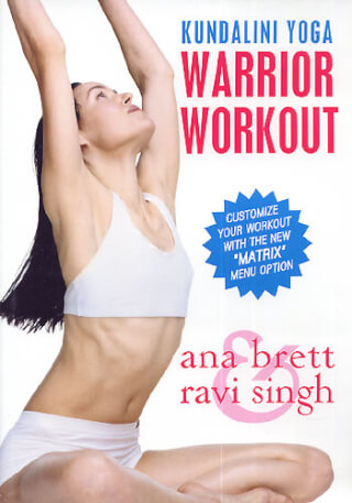 Warrior Workout - Ana Brett & Ravi Singh DVD