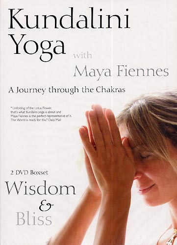 Wisdom & Bliss - Maya Fiennes, 2-DVD-Set