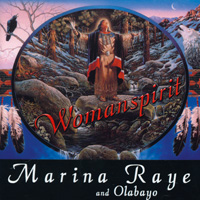 Woman Spirit - Marina Raye CD