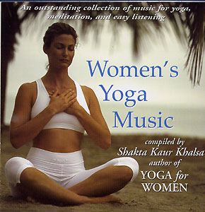 Women's Yoga Music - Shakta Kaur CD