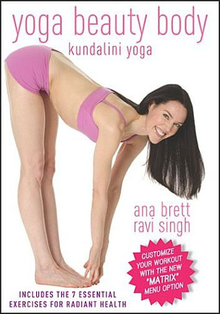 Yoga Beauty Body - Ana Brett & Ravi Singh DVD