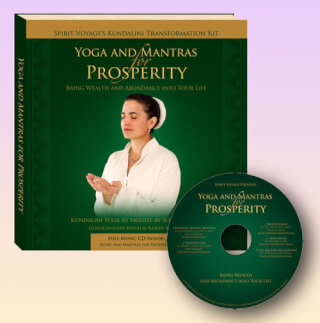 Yoga and Mantras for Prosperity - GuruGanesha Singh & Karan Khalsa