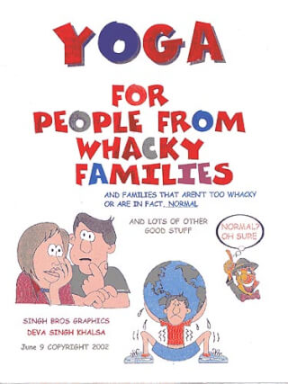 Yoga for People from whacky families