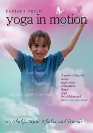 Yoga In Motion - Shakta Kaur DVD