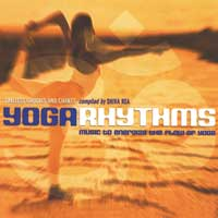 Yoga Rhythms - Shiva Rea CD