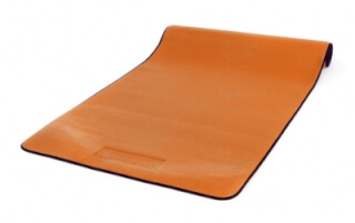 Matelas de yoga Yogimat Soft Mango-Orange, 185 x 66 cm